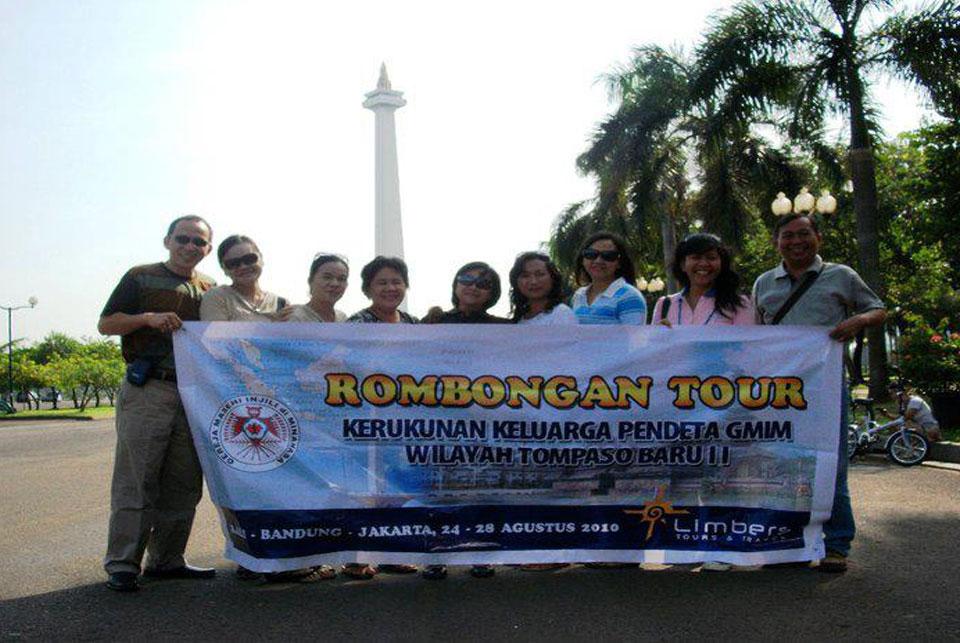 ROMBONGAN TOUR KEL.PDT TOMPASO BARU 2