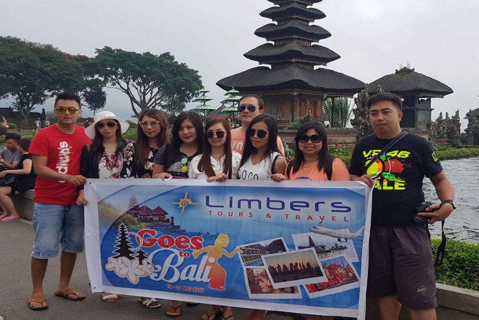 LIMBERS CREW GOES TO BALI