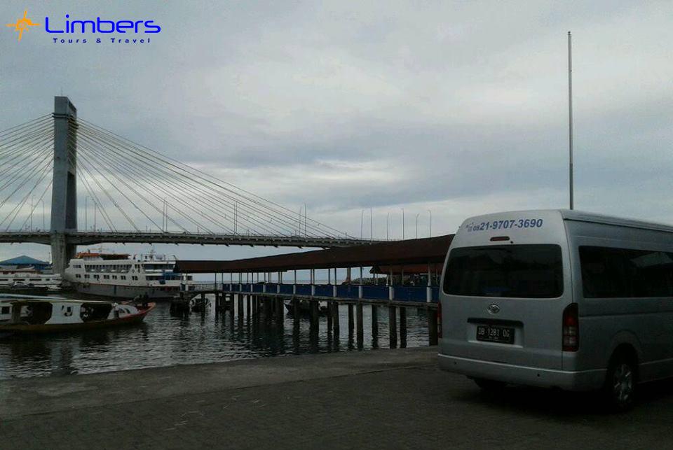 Hiace @Pelabuhan Calaca