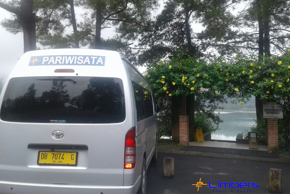 Kunjungan ke Danau Linau
