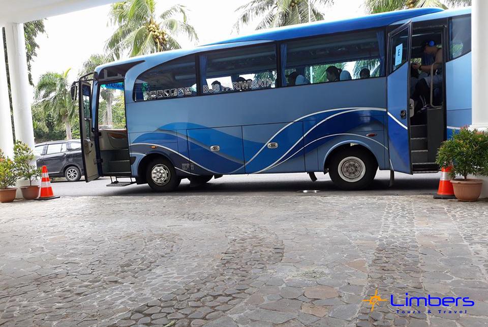 Bus 29 seats Prepare otw Lihaga