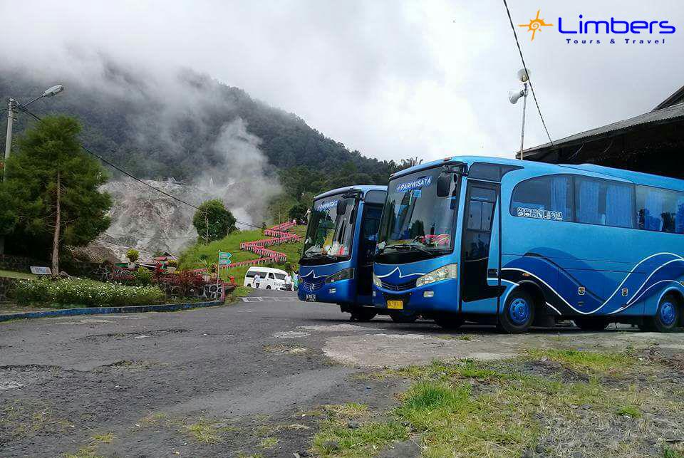 Bus 29seats wisata rohani @Bukit Kasih Kanonang