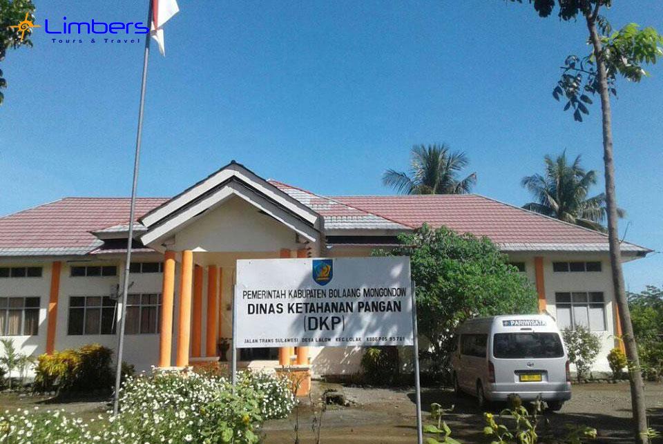 Standby di Dinas Ketahanan Pangan Kab. Bolaang Mongondow