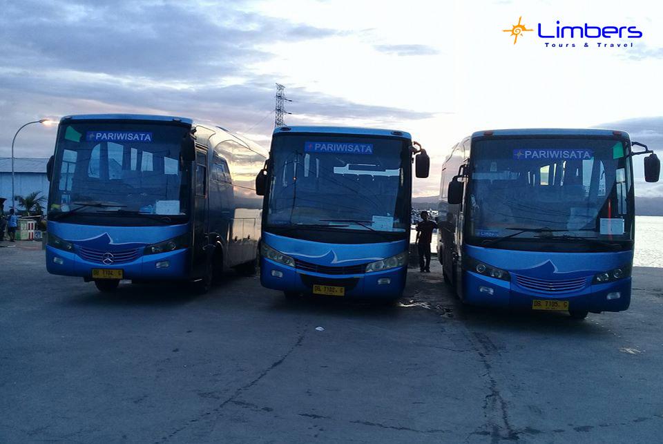 Bus 29 seats di Kwandang Gorontalo
