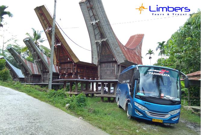 Bus @Toraja